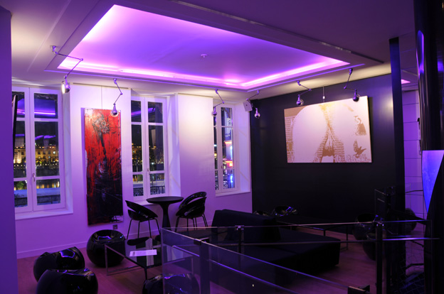 installateur lumiere a led bar clermont ferrand