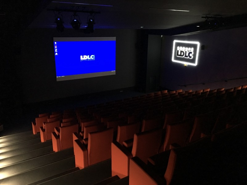 entreprise videoprojection conference lyon